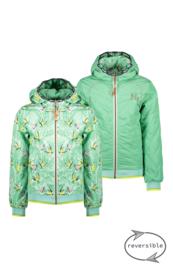 Nono reversible hooded summer jacket