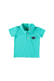 Bampidano baby boys polo plain