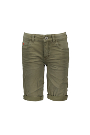 T&v stretch twill short d.army