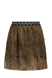 Flo girls gold skirt
