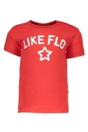 Flo baby boys t-shirt red