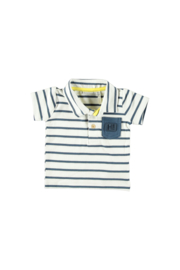 Bampidano baby boys polo stripe