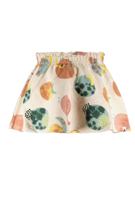 TNC skirt with moonchild aop