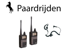 Team Paardrijschool set
