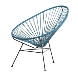 Acapulco Chair, Petroleum blue