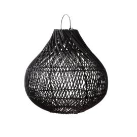 Hanglamp Bottle - Black - M