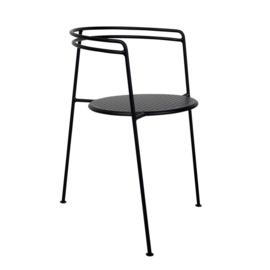 Point Chair, Black