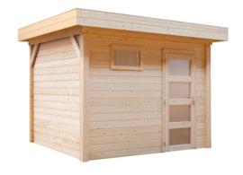 Woodvision Kuifmees tuinhuisje / blokhut