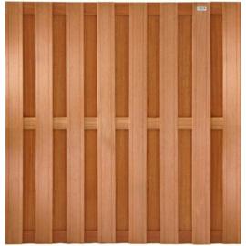 Schutting hardhout keruing Timber recht