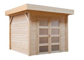 Woodvision Zwaluw tuinhuisje / blokhut