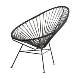Acapulco Chair, Black