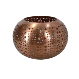 The Double Circle Sphere - Copper