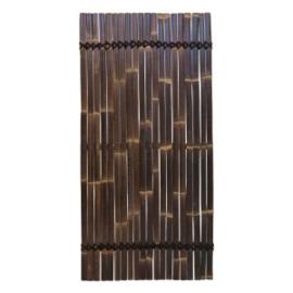 Bruin Bamboescherm Silvana 90 x 180 cm