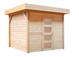 Woodvision Kiekendief tuinhuisje / blokhut