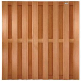 Schutting hardhout bankirai Timber recht