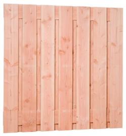 Douglas tuinscherm 15 planken