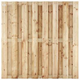 Schutting vuren Timber recht