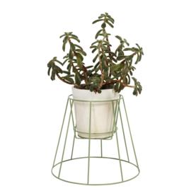 Cibele - Plant Stand - Small Sea Green