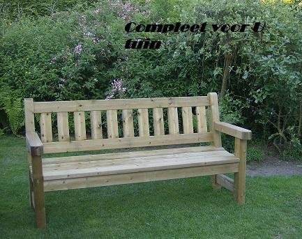 Compleet voor U tuin