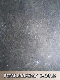 Betonlook verf Marble