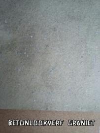 Betonlook  Graniet (grijs/olijfgroen)