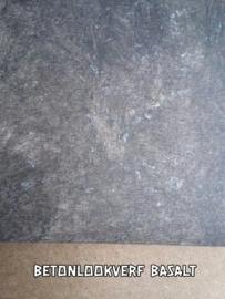 Betonlookverf Basalt