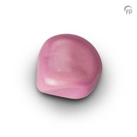 mini urn knuffel kei roze