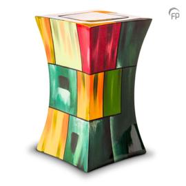 Glasfiber urn
