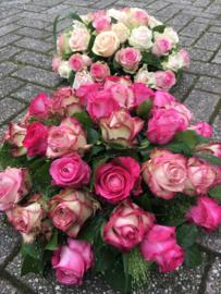 bloemstuk rozen parade