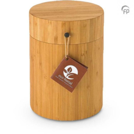 Bamboe urn