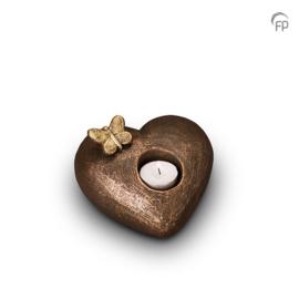 urn met kaarsje Geert Kunen tederheid