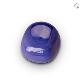 mini urn knuffel kei blauw