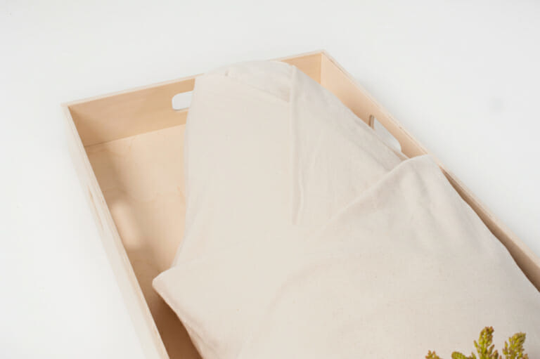 Basic set - wade met baarplank