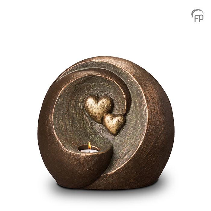 keramische urn Geert Kunen eeuwige verbintenis