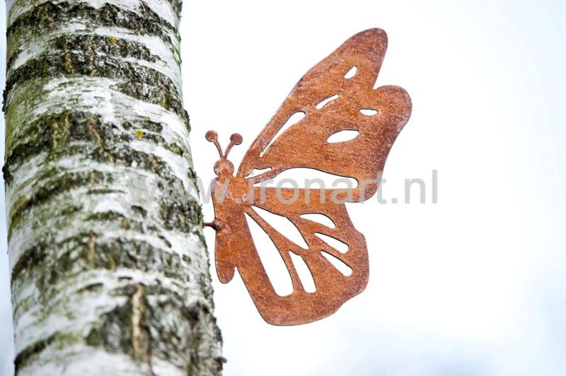 schroef vlinder