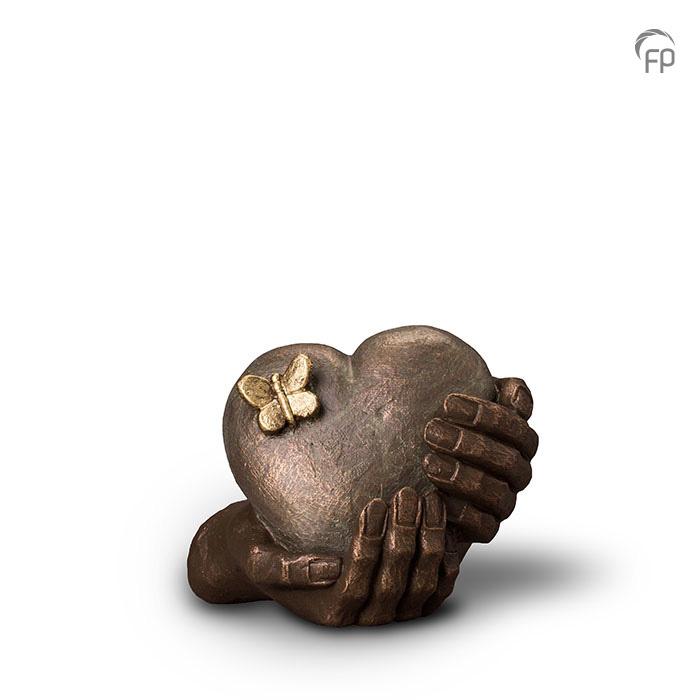 keramische urn Geert Kunen hartepijn