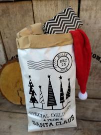 Paperbag M Kerstbomen