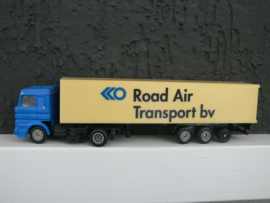 EFSI Scania met oplegger opdruk Road Air Transport BV