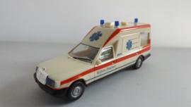 Herpa Mercedes Miesen Bonna Ambulance Kijlstra Drachten 42123 ovp