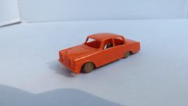Lima Mercedes Benz oranje