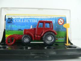 Landbouw tractor grasmaaier 1:87  ovp