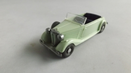 Wiking Audi Front Cabrio