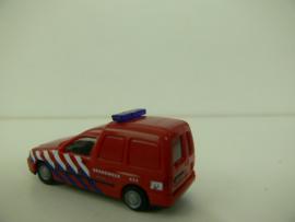 Rietze Brandweer Amsterdam VW Caddy 50848 nieuw ovp