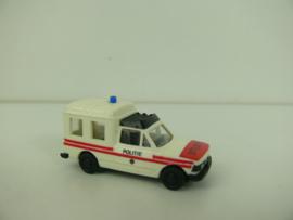 Praliné FIAT Florino Politie Nederland 1:87 HO
