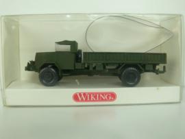 Wiking vrachtwagen MAN Bundeswehr ovp  696 07 27