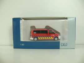 Rietze VW Transporter T5 Brandweer Bree Belgie ovp 52625