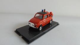 Busch 48718 Fiat 500 brandweer Amerongen ovp