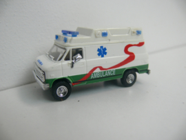 Trident Chevrolet USA Ambulance