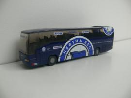 Wiking Mercedes Bus Spelersbus Herthe BSC Berlin BVG ovp 714 15 46