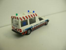 Herpa Ambulancedienst Kennemerland Mercedes Miesen Bonna